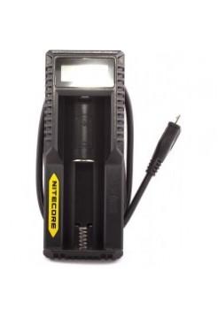 Зарядное устройство Nitecore UM10 Intellicharger 5V